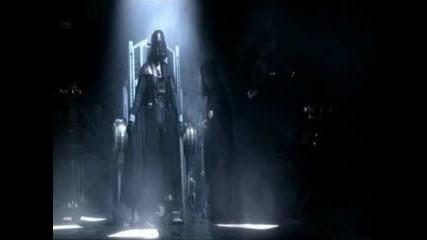 Darth Vader Има Проблеми Със Слуха - Смях