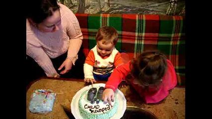 Тортата От Прощъпулника На Наско