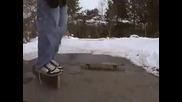 Railflips - Skateboard