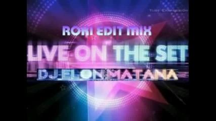 Dj Elon Matana 2014 Mix - Are You Ready Rokitg Edit
