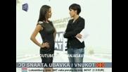 Tanja Savic - Turneja po Americi - 2010 Estradne Vesti - DM SAT