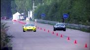 Chevrolette Corvette Zr1 Lpe vs Dodge Viper Srt-10 Supercharged