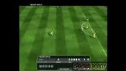 Гол На C.ronaldo На Fifa 09