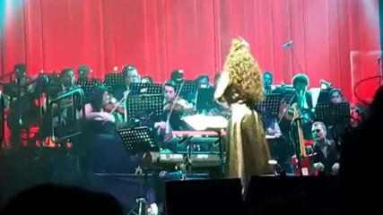 Sarah Brightman - Warsaw Concerto by Richard Addinsell - Gala Tour, 01.12.2016, Mexico