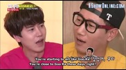 [ Eng Subs ] Running Man - Ep. 221 (with Leeteuk, Kyu Hyun, Jung In, Kim Kyung Ho and more) - 2/2