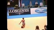 Боянка Ангелова - (13 години, Torino 2008) - Невъзможното изпълнение на един изумителен талант!
