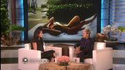 Селена Гомес говори за лупуса, тялото си, гаджетата и Тейлър Суифт | Шоуто на Елън