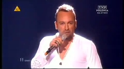 Осмо място на Евровизия 2010 - Гърция - Giorgos Alkaios & Friends - Opa • greece опа 2010