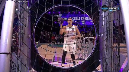 Кой спечели конкурса по умения в НБА?