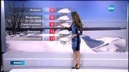 Прогноза за времето (31.03.2015 - централна)
