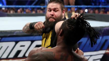 The New Day vs. Dolph Ziggler, Kevin Owens & Sami Zayn: SmackDown LIVE, June 12, 2019