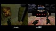 zyllee vs zhady @ wallblock (battle movie)