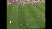 Манчестър Юнайтед - Манчестър Сити 4:3 / Всички голове