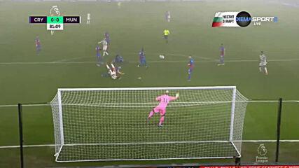 Кристъл Палас - Манчестър Юнайтед 0:0 /репортаж/