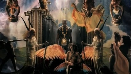 Kanye West - Power Portrait