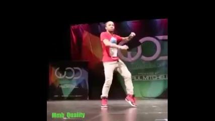 Най-добрия и най-откачения танцьор, който сте виждали