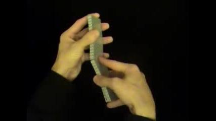 Faro Shuffle - Трик С Карти