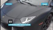 Любимите автомобили на Лионел Меси и Кристиано Роналдо