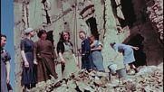 Автентични кадри на град Берлин , месец след капитулацията на Германия юли ,1945 год.