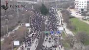 Протест във Варна - 17.02.2013
