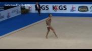 Евгения Канаева (рус) - топка 2012 Wc Pesaro