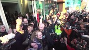 UK: 'Heathrow 13' activists given six-week suspended jail sentences