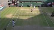Wimbledon 2009 : Федерер - Родик | последен гейм
