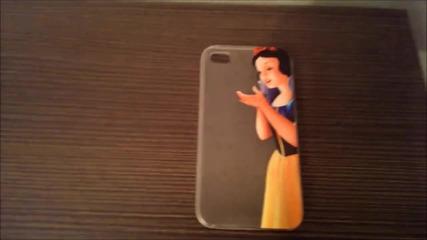 Case за iphone 4/4s Снежанка от www.gsmaksesoar.net