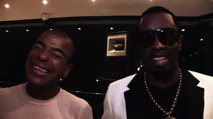 Ibiza August 2010 Diddy & Erick Morillo @ Pacha, [official]