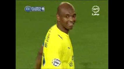 Виляреал - Арсенал 1:0