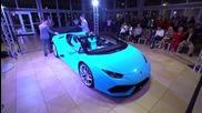 Само за ценители! Lamborghini Huracan Spyder