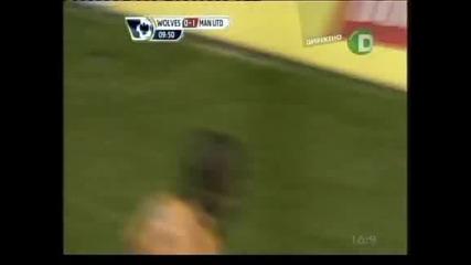 """""""Уулвърхемптън"""" нанесе първата загуба на """"Манчестър Юнайтед"""" за сезона – 2:1"""