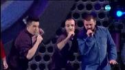 Обща песен - X Factor Live (20.01.2015)
