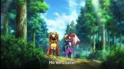 Sengoku Otome Momoiro Paradox - Епизод 9 - Bg Sub - Високо Качество
