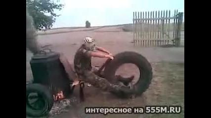 Луди руснаци участват в формула 1 *смях*