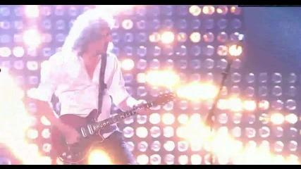 Невероятното изпълнение на Adam Lambert и Queen на Европейските Музикални Награди в Белфаст 2011