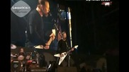 Metallica - Die Die My Darling Rockamring 2008 *hq* (превод)