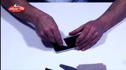 Видео обучение: Как да поставим протектор за екран на телефона си