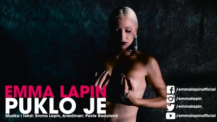 ! Emma Lapin - Puklo je ( Official Video 2015 ) Hd