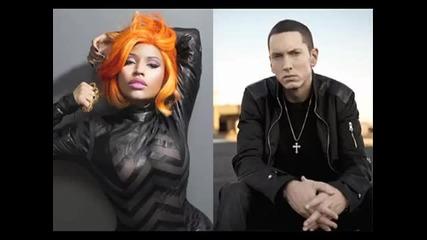 неочаквано добра комбинация - Nicki Minaj Feat. Eminem - Romans Revenge