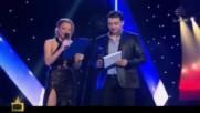 певицата Магда, Пияна водеща по време на годишните музикални награди на Планета Тв (2013)