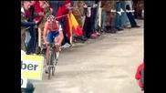 Giro d Italia 2008 - tappa 16 - Plan de Corones (kronplatz) - cronometro individuale