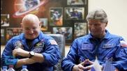 U.S. Astronaut Launching on History-making Mission