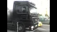 Mercedes Actros Black Sea Star :)