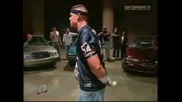 John Cena Vs Eddie Guerrero Street Match