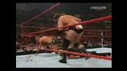WWE RAW Ортън И JBL Срещу Джеф Харди И Джерико Част 2