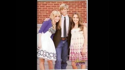 Hannah Montana (сладки снимчици)