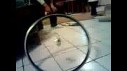 дрифт с капла от колело 5