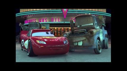 Pixar Animations ™ Коли - [ Mater and the Ghostlight ] -