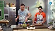 Хумус с печени тиквички - Бон Апети (05.06.2018)